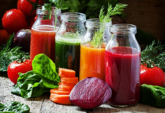 Raw Food and Smoothies